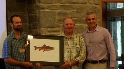 EBTJV Recognizes Tom Sadler - Photo 1