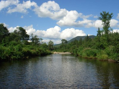 Nash Stream, Coos County, New Hampshire