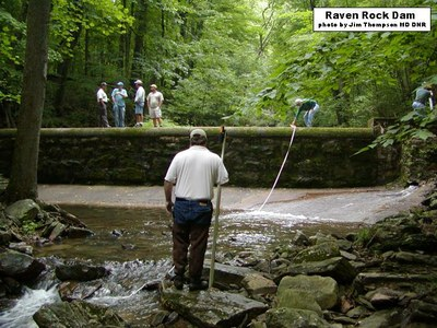 Raven Rock Dam, Maryland